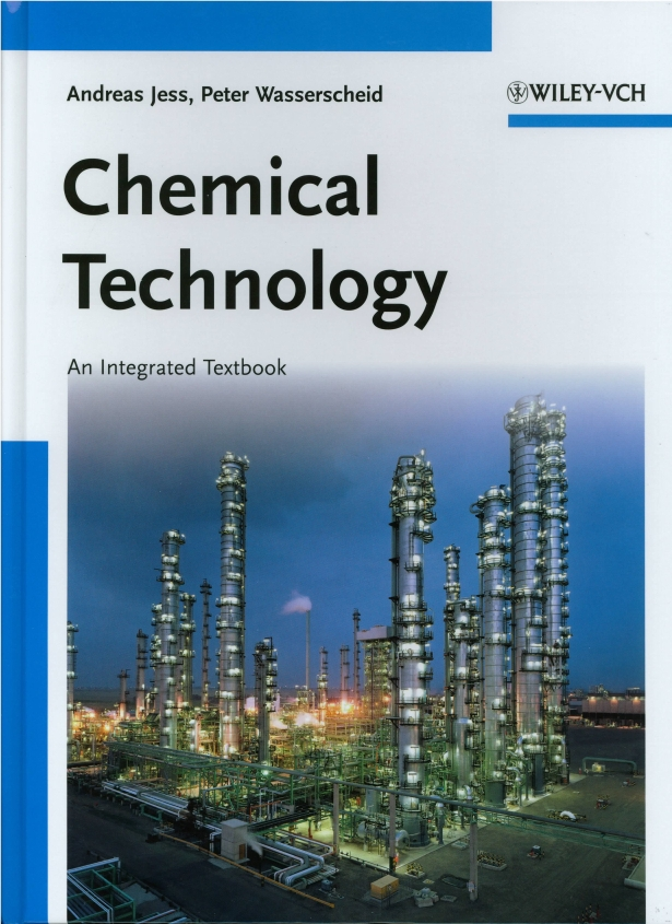 Cover, Textbook Chemical Technology